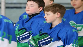 Gene Harringotn Hockey Tournaments respect for the game